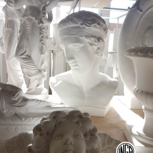 Inga gessi laboratorio busti e decorazioni in gesso